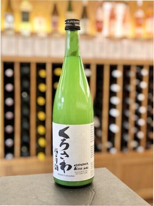 Kurosawa Nigori Sake 720ml