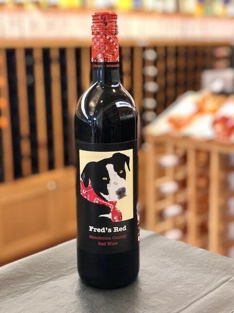 McNab Ridge, Fred's Red Wine SUSTAINABLE