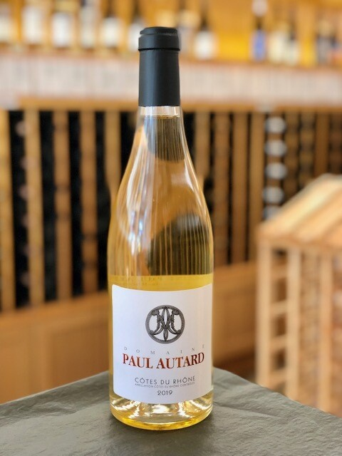 Paul Autard Cotes du Rhone Blanc SUSTAINABLE/VEGAN/NATURAL/FWM
