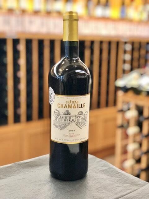 Chateau Chamaille Bordeaux SUSTAINABLE
