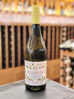 Wildsong Hawke's Bay Sauvignon Blanc ORGANIC