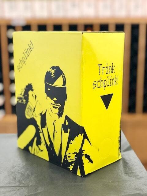 Schplink Gruner Veltliner, 3L Bag-In-Box ORGANIC