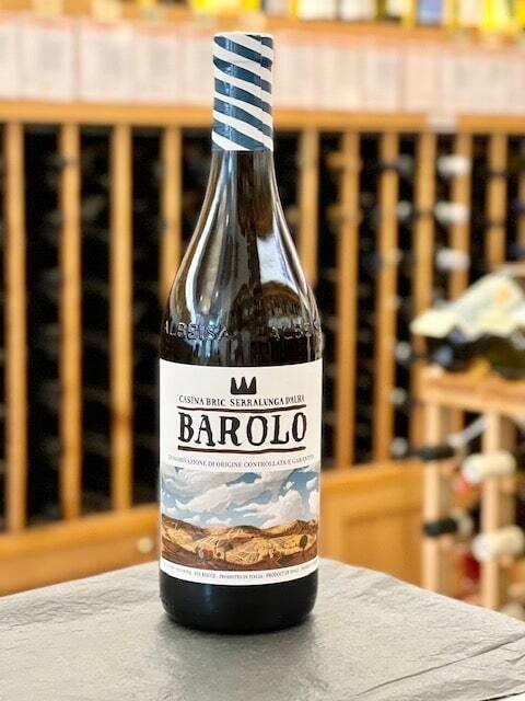 460 Casina Bric Estate Barolo SUSTAINABLE/VEGAN