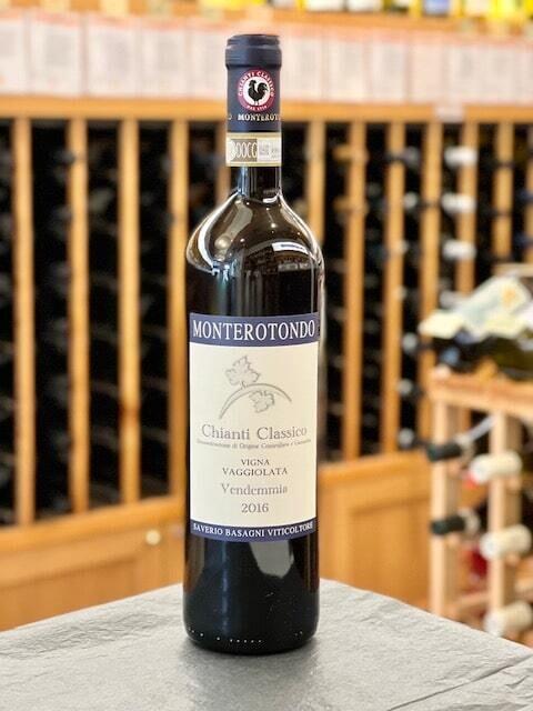 Monterotondo Chianti Classico, Vigna Vaggiolata SUSTAINABLE