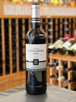 Vina Santurnia Rioja Crianza ORGANIC/VEGAN