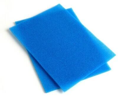 サーリオ 青のスポンジマット2枚