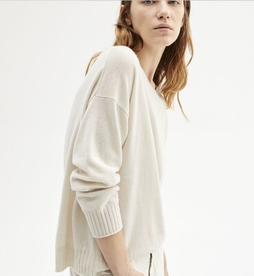 Boyfriend Sweater, Nili Lotan