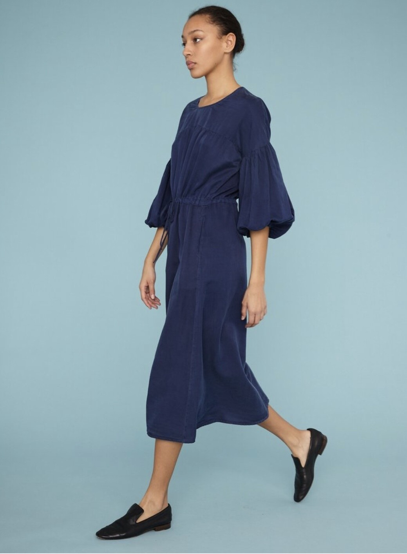 Bell Sleeve Dress, Raquel Allegra