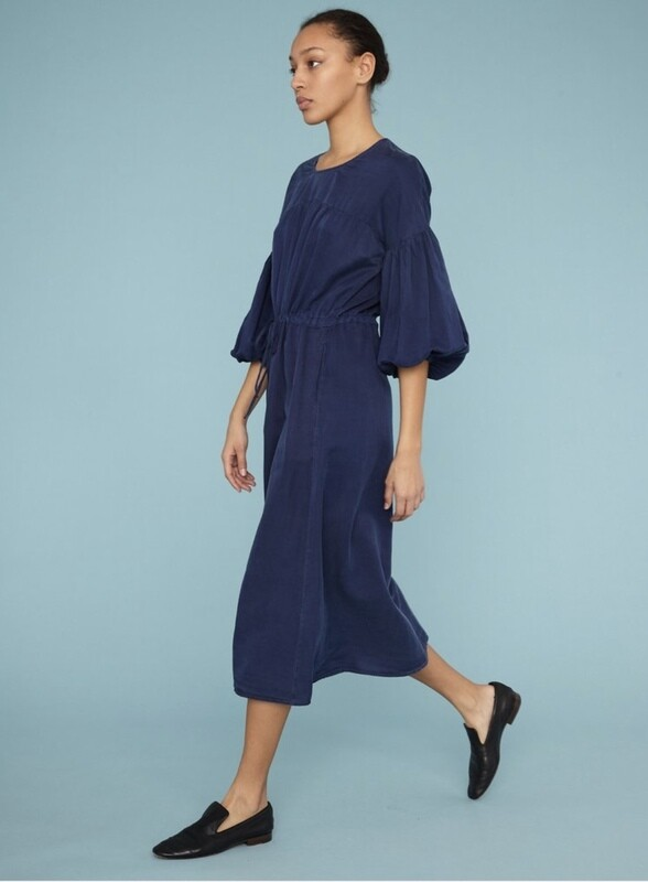 Bell Sleeve Dress, Raquel Allegra