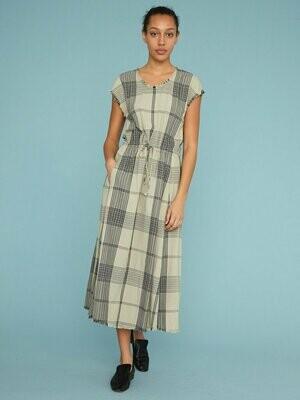 Mint Drawstring Dress, Raquel Allegra