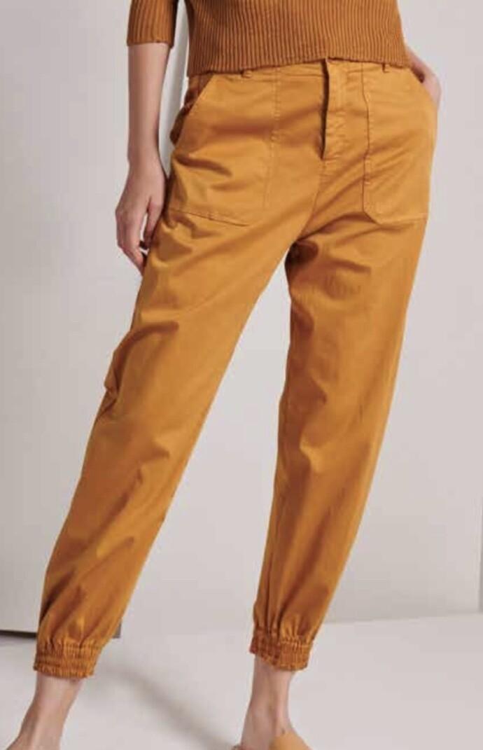 Turmeric Trouser, Transit