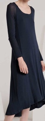 Blue Dress, Transit