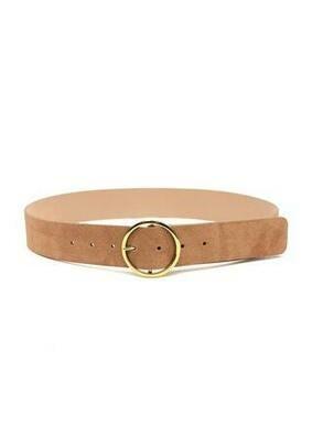 Molly Suede Belt, B-Low Belts