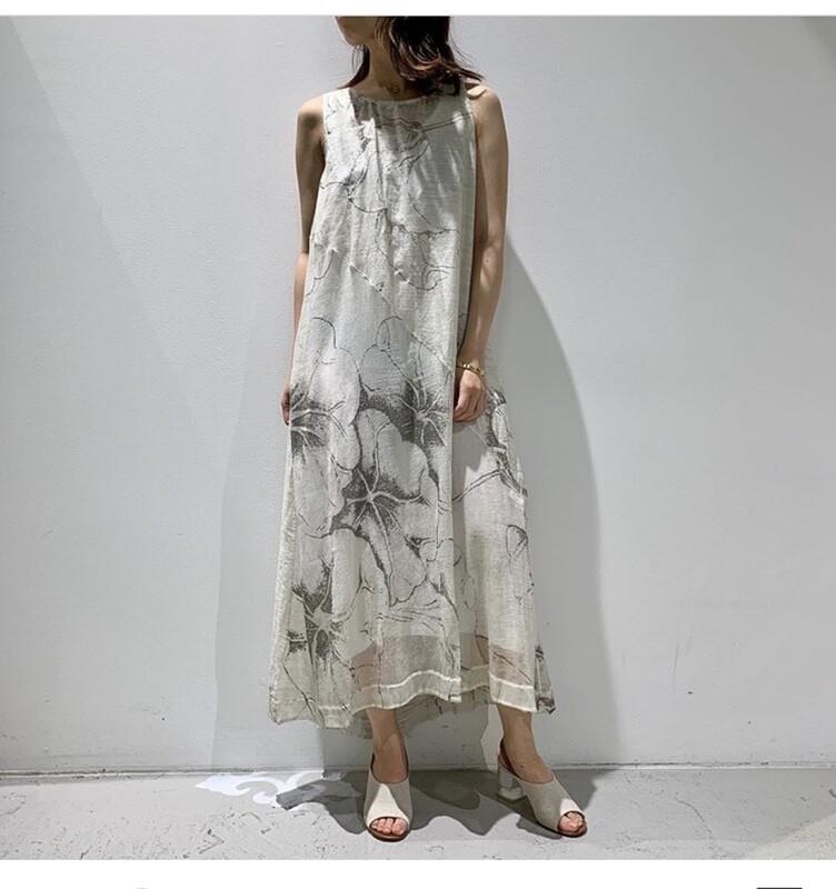 Flower Dress, Transit Par-Such