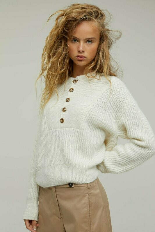 Cream Knit, CLOSED Official
