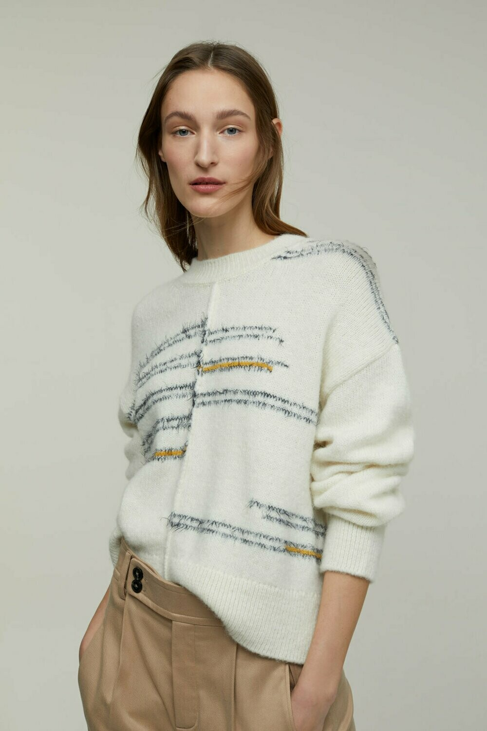Horizontal Knit, CLOSED Official