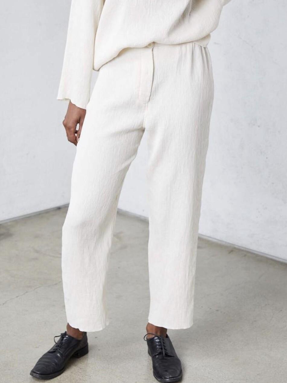 Cropped Pant, Raquel Allegra