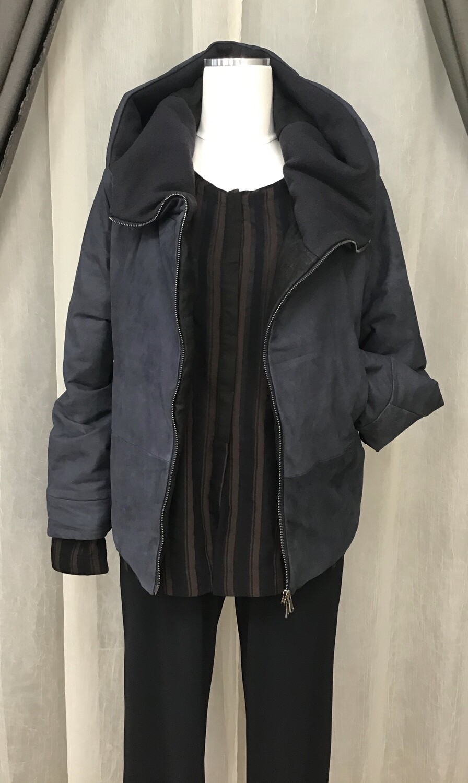 Puff Leather, Transit