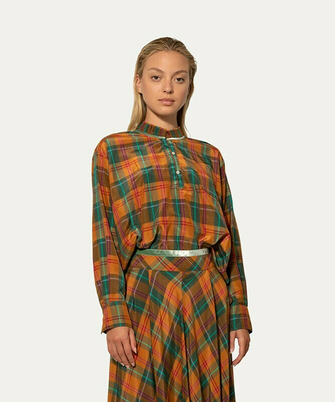 Plaid Silk, Forte Forte