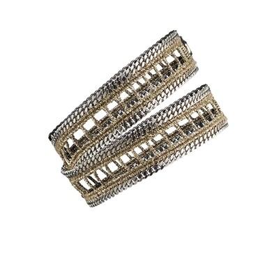 Double Wrap Bracelet, Marie Laure Chamorel