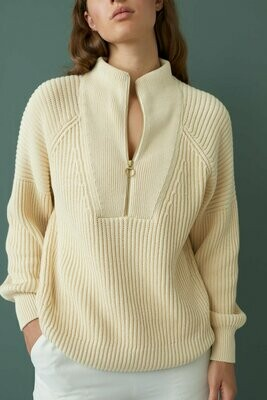 Zipper Sweater, CLOSED Official