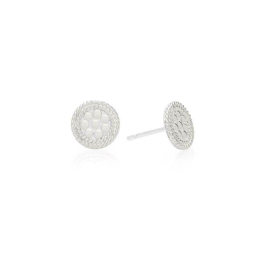 1371E Silver Mini Stud Earring