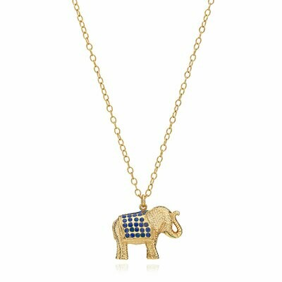 10297 Lapis Elephant, Anna Beck