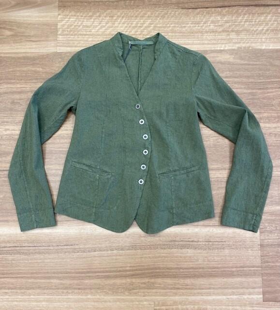 Linen Jacket, Transit Par Such
