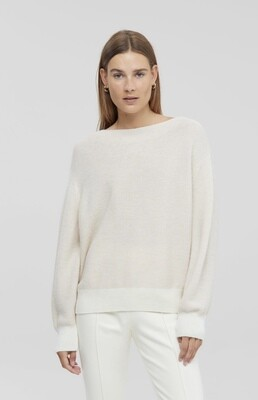 Blush/Ivory Knit, CLOSED Official