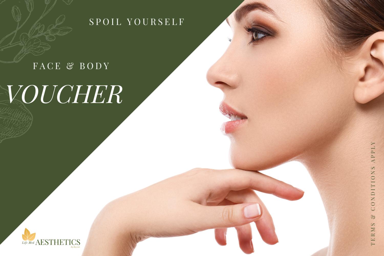 Face & Body Voucher