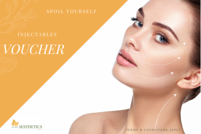 Botox, Filler, Threads, PRP