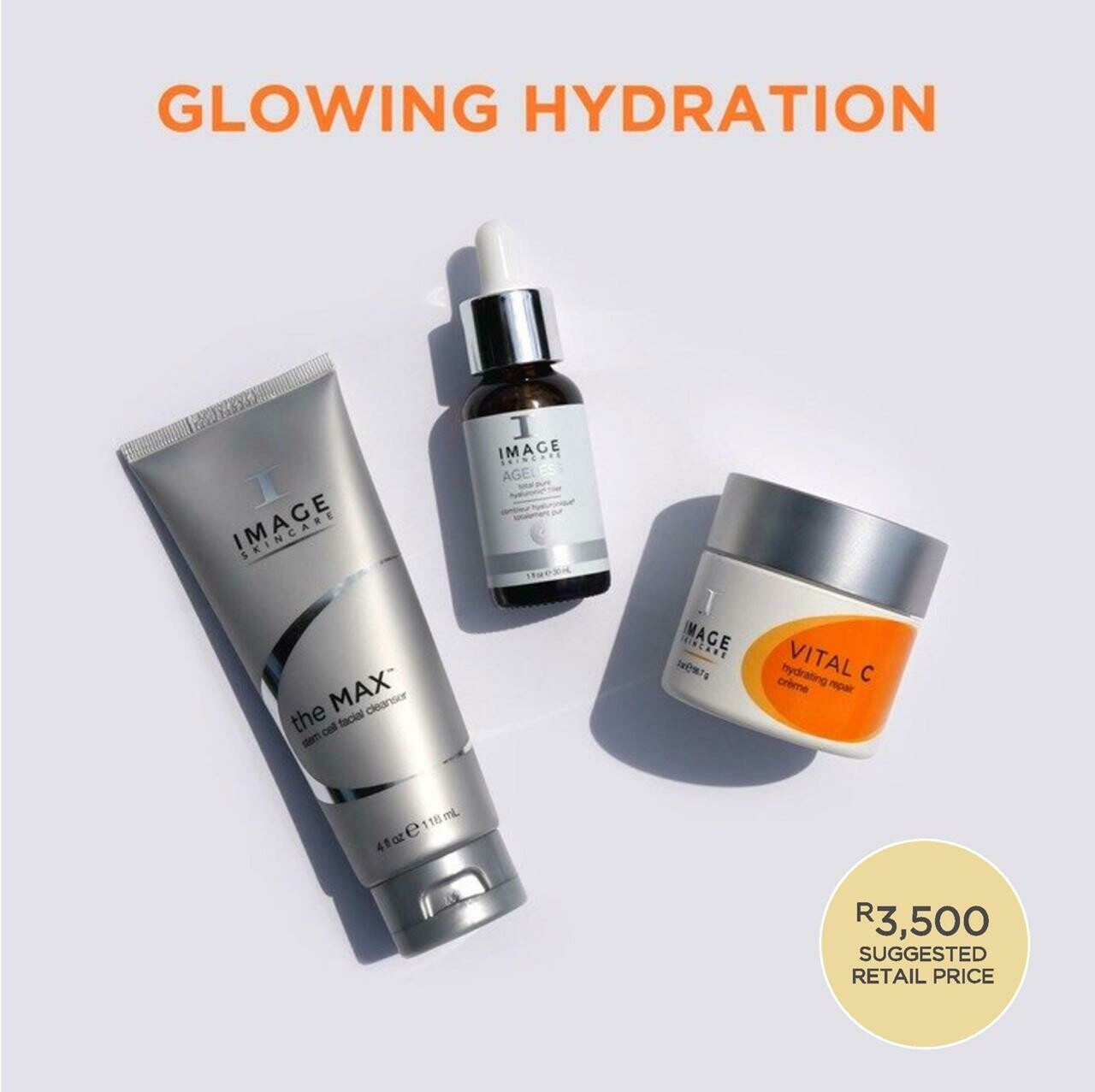 Image Skincare Hydration Kit
