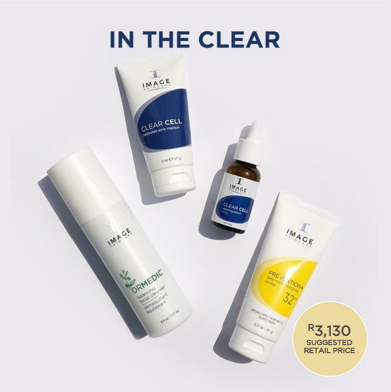 Image Skincare In The Clear Kit