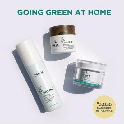 Image Skincare Go Green At Home Kit