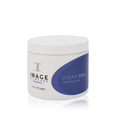 CLEAR CELL CLARIFYING PADS 60'S