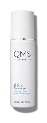QMS DEEP GENTLE CLEANSER Cleansing Lotion 200 ml