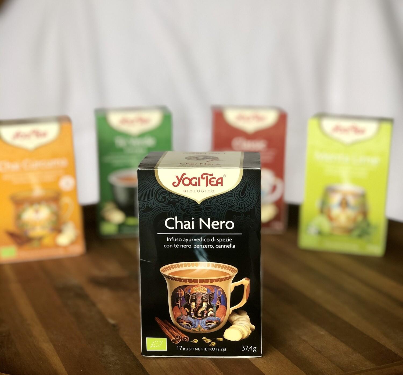 Yogi Tea Chai Negro