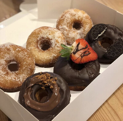 Cronut box pf 6 units