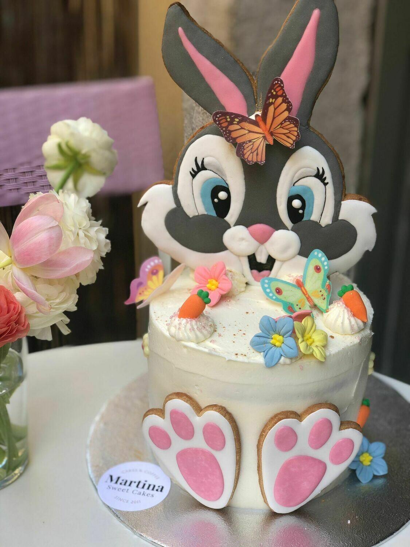 Lola Bunny cookie & cake