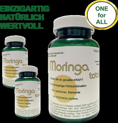 3 Monate - Moringa total