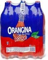 Orangina Rouge 6 x 1.5L