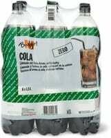M-Budget Cola zero 6 x 1.5L