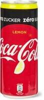 Coca-Cola Lemon zero 250ml