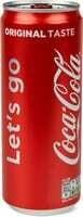 Coca-Cola Boîte 330ml