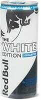 Red Bull sugarfree The white edition 250ml