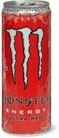 Monster ultra red 355ml