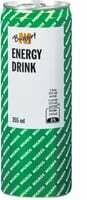 M-Budget Energy Drink 355ml