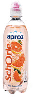 Aproz Schorle Pink grapefruit 500ml