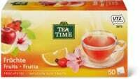 Tea Time Infusion aux fruits 125g