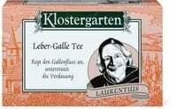 Klostergarten Tisane biliaires hépatiques 30g